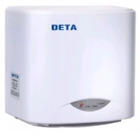 Deta 1016WH 1.1kW High Speed Automatic Hand Dryer