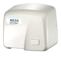 Deta 1005 1.94kW Push Button Hand Dryer