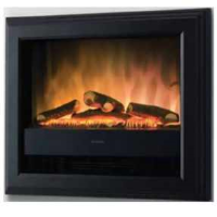 Dimplex BCH20 Bach 2kW Wall Mounted Optiflame Effect Electric Fire