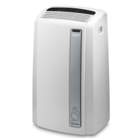 DeLonghi Pinguino PAC AN112 Silent 11,000 BTU Air To Air Portable Air Conditioner