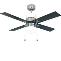 """Global 114406 42"""" Duo Ceiling Fan With 2 Lights"""