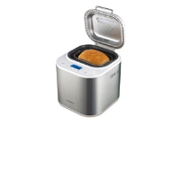 Kenwood BM366 Stainless Steel Bread Maker With Removable Sit In Lid