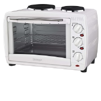 Igenix IG7126 26 Litre Mini Oven In White