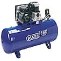 69337 150 Litre 2.2KW Belt Driven Air Compressor