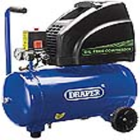 76113 24 Litre 230V Oil Free Air Compressor