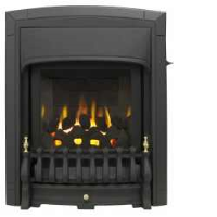 Valor 0596331 Dream Slimline Homeflame Gas Fire In Black