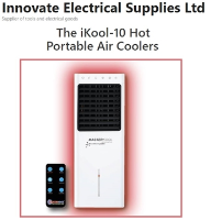 iKool-10 Hot Portable Air Coolers