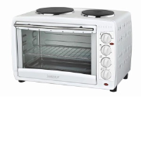 Igenix IG7145 45 Litre Mini Oven In White