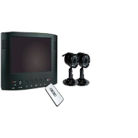 Byron CS93SEC Wirefree Colour Camera Security System