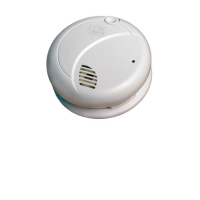BRK 710IE 9V Interconnectable Photoelectric Smoke Alarm