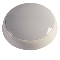 High Frequency IP65 28w 2D White/Opal Bulkhead With Microwave Sensor
