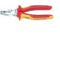 Knipex 49168 Fully Insulated High Leverage Combination Pliers 180mm