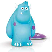 Philips 717058326 Softpal Sulley Disney Table Lamp