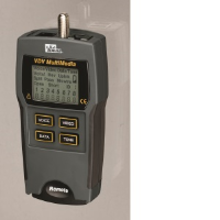 Ideal 33-856 MultiMedia Cable Tester