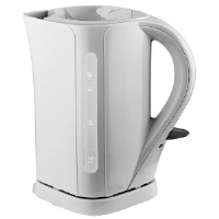 Sabichi 95114 1.7 Litre Super Value Cordless Kettle In White