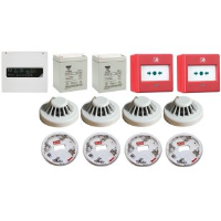 Eaton BiWire Flexi 2 Zone Two Wire And Conventional Fire Alarm Kit