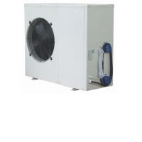 Easyfit THP-17 17kW Swimming Pool Heater Inverter Powered By A Toshiba Compressor