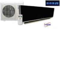 KFR-66YW/X1CM 24000BTU (7kW) Black Gloss Inverter Single Wall Split Air Conditioning Unit