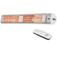 Heat Outdoors 901424 4.0kW Shadow XT Bluetooth Controlled Ultra Low Glare Patio Heater