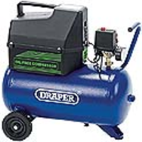 09529 24 Litre 230V Oil-Free Air Compressor