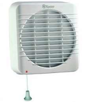 """Xpelair GXC6 6"""" Axial Extractor Fan With A Pull Cord (90850AW)"""