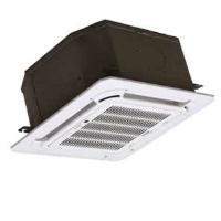 KFR-50QIW/X1c-M 18000BTU 5kW Heat And Cool Ceiling Cassette Inverter Air Conditioning Unit