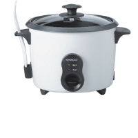 Kenwood RC410 10 Cup Capacity Rice Cooker With Steaming Tray
