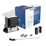 CAME BX-74 230V AC Sliding Gate Opener Kit For A Gate Weighing Up To 400kg