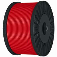 Ventcroft VFP-215ERH No-Burn 1.5mm 2 Core & Earth Fire Performance Cable In Red 100m Reel