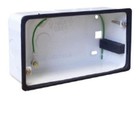 Vent Axia 400144 Metal Recessed Box For Fan Controllers