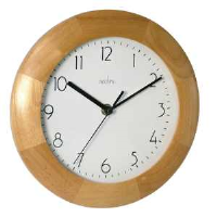 Acctim 24221 Epsilon Wall Clock