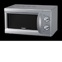 Igenix IG1855 17 Litre Manual Microwave In Silver