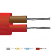 Type Vx Pvc Insulated Flat Pair Thermocouple Cable Wire Ansi