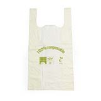 Eco Friendly Compostable Carrier Bags