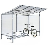 Standard Cycle Shelter