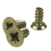 Bag of 8 Self-Tapping Screws 4.2 x 7mm