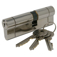 Q-Line 1-Star Euro Cylinder (With 6-Pin Protection)