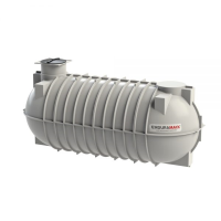 9500 Litre Horizontal Underground Tank - WRAS Approved