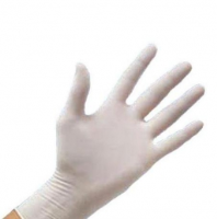 Latex Gloves Powder Free Sterile Large 1x50 Pairs Code: CAM1006-L