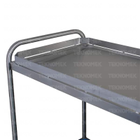 Gallery rails 4 sides (For BC0008 trolley)