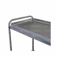 Gallery rails 4 sides (For BC0007 trolley)