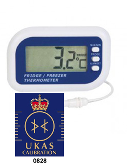 UKAS Thermometer Calibration (2 point)