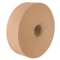 Non Reinforced Gummed Paper Tape 70 GSM GSO  60mm x 200m