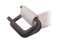 Safeguard® 19mm Sherardised Buckles for Woven Cord Strapping, 1000 pk