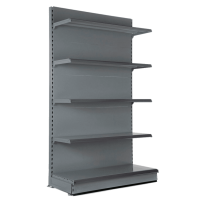Wall Shelving Bay 1.8m High with Base Shelf