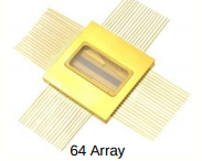 0.5-3um Lead Sulphide Infra-Red Detector Array