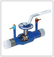 Wafer Pattern Ball Sector Control Valves