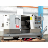 HAAS SL-20T CNC Lathe with Haas Control. Manufactured 2005.