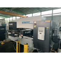LVD STRIPPIT S 1212 20 Ton, 31 Station CNC Turret Punch, With 3 Auto Index Stations Manufactured 2011