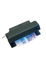 UV Note Detector Check Out Machine